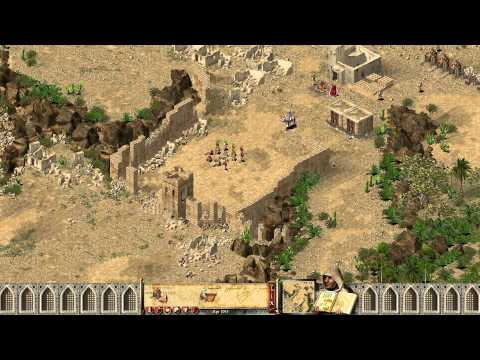 "Stronghold Crusader HD (2002) - 01 ""Nicaea"" by Gaming Hoplite 