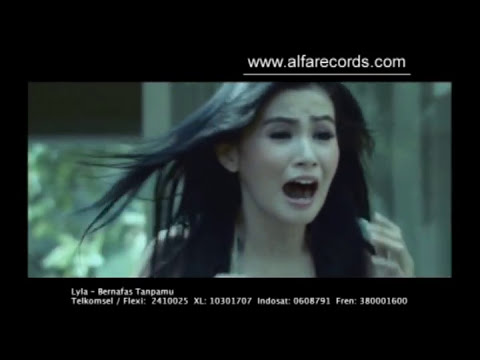 Lyla - Bernafas Tanpamu [Official Music Video]