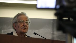 What Is Anarchism? Noam Chomsky on Capitalism, Socialism, Free Markets (2013)