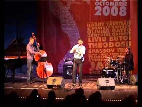 Theodosii Spassov Trio - Transilvania Jazz Festival