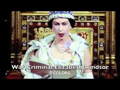 Bilderberger Pattison, BC Attorney General, RCMP, CFRO FM cover up genocide by Elizabeth Windsor