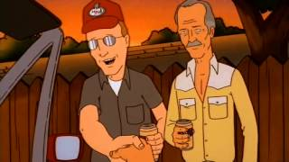 Dale Gribble: These are my special friends...