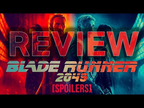 """Blade Runner 2049 is the best sequel ever."" - Movie Podcast"