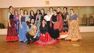 МК цыганского танца в Красноармейске Венеры Ферарь