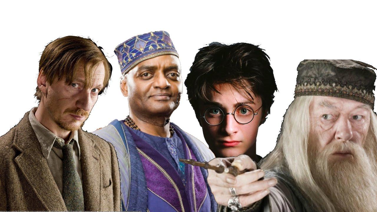 Die 10 Machtigsten Zauberer Aus Harry Potter Youtube