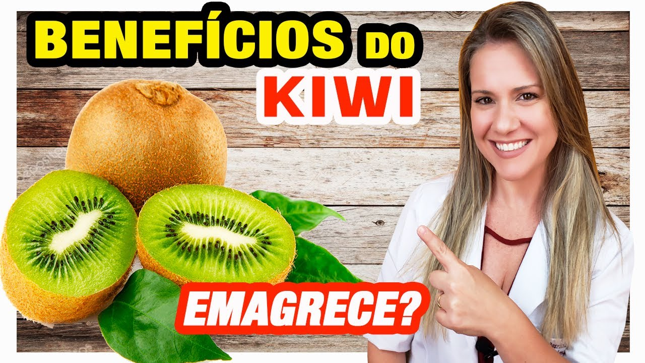 Beneficios de comer kiwi em jejum