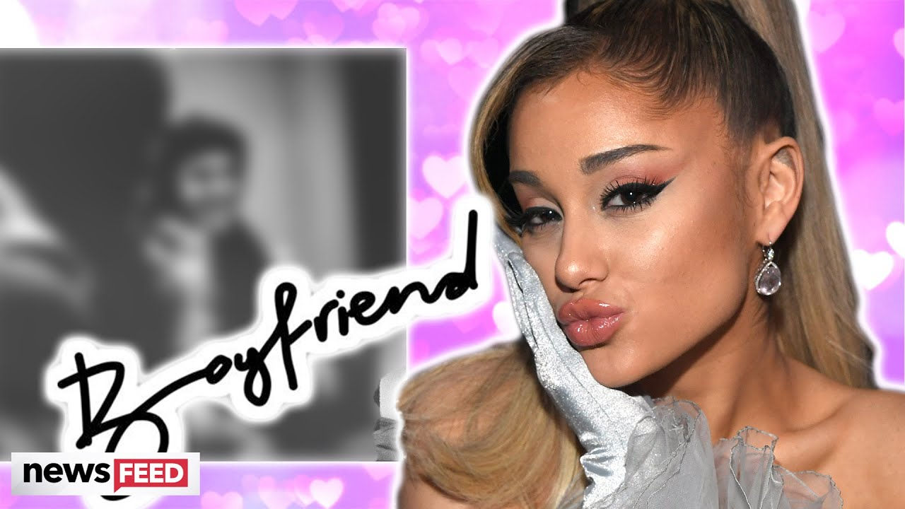 Ariana Grande's New Boyfriend revealed!