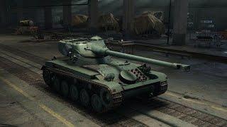 World of Tanks - Amx 13 75 - The teamwork machine