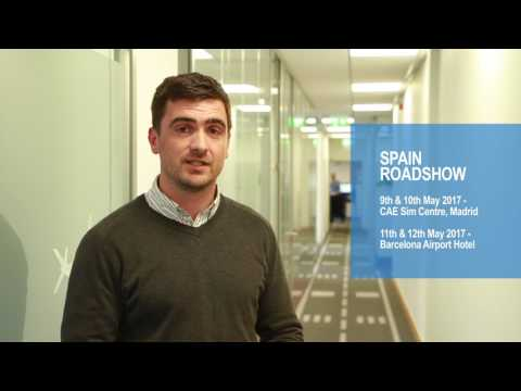 Come to our Spain Roadshow