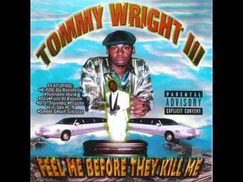 Tommy Wright III - Funeral Home