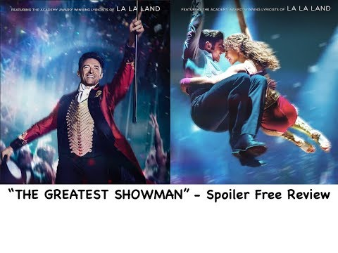THE GREATEST SHOWMAN Official Movie Review // Hugh Jackman, Zac Efron, Michelle Williams