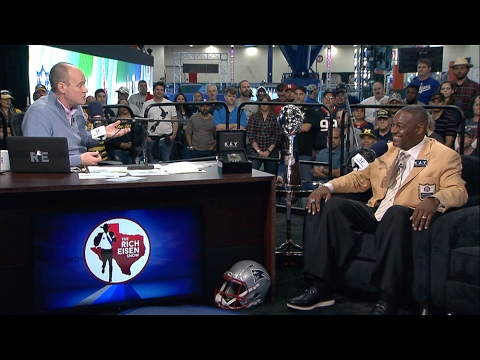 Pro Football Hall of Famer Derrick Brooks on SB51, John Lynch Hiring & More - 2/2/17