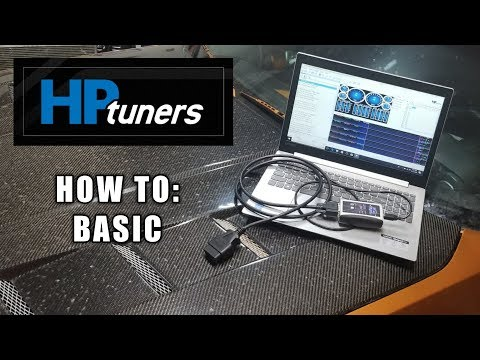 How To Use HP Tuners!!! Editor and Scanner Basics!!! thumbnail