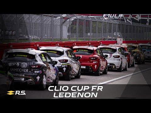 Гонки.МЕ: Этап Clio Cup в Леденоне
