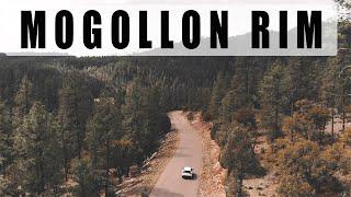 TENT CAMPING IN ARIΖONA / MOGOLLON RIM