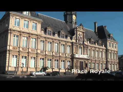 Reims, France, champagne capital and historic city