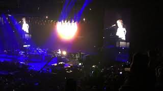 Paul McCartney, Centre Bell Montreal 2018, let it be