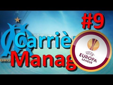 FIFA 18 - CARRIÈRE MANAGER OM - #9 EUROPA LEAGUE À FOND !