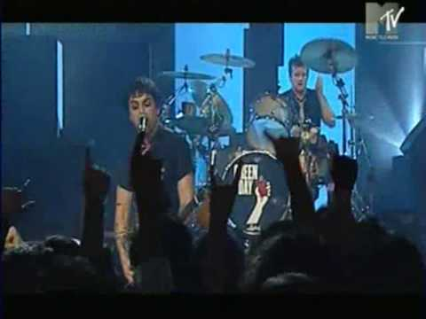 Green Day I fought the law Live in Milan 2006