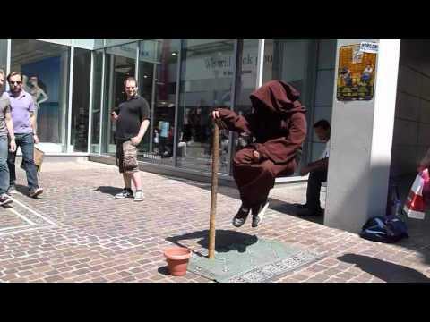 Schwebender Mönch