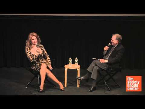 "Q&A with Raquel Welch, ""The Three Musketeers"""