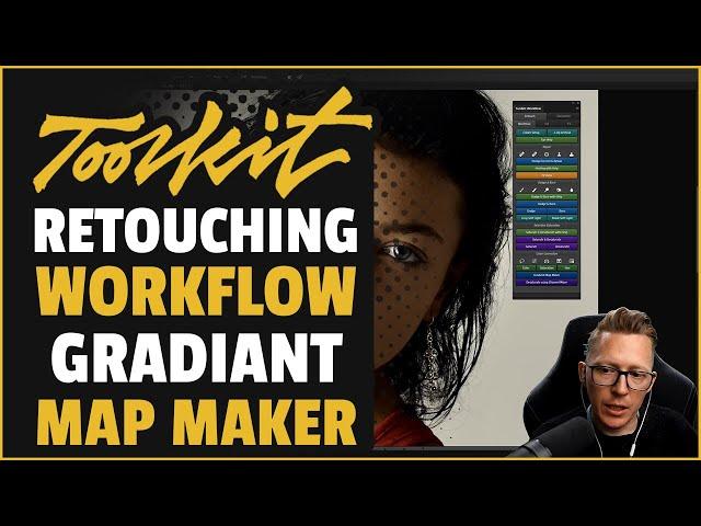 Workflow Gradient Map Maker