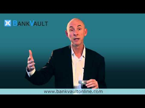 BankVault : The Solution to Secure Online Banking