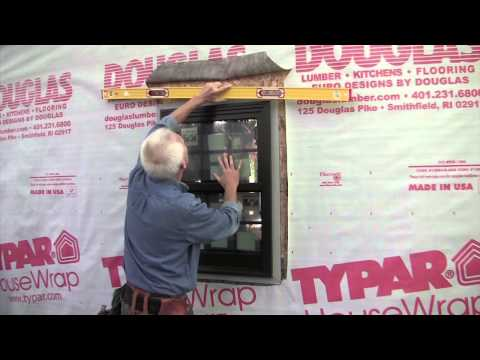 Waterproof Window Installation with Rick Arnold