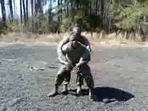 USMC Mixed Martial Arts- Bear Tuck Roll