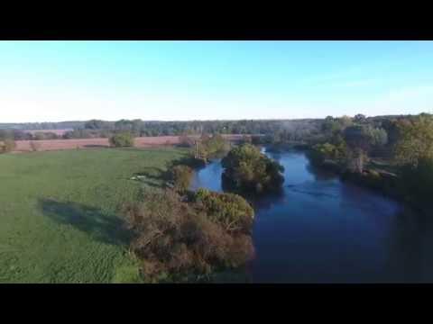 DJI Phantom 4 ~ A beautiful Delaware Ontario Morning