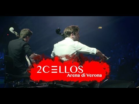 2CELLOS  Resistance  at Arena di Verona