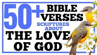 Bible verses about love oḟ God