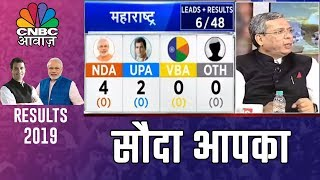 CNBC Awaaz Live Business News Channel | Impact of Elections On The Market