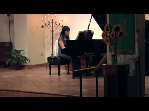 'Gloria Cheng performance of Gernot Wolfgang's STILL WATERS