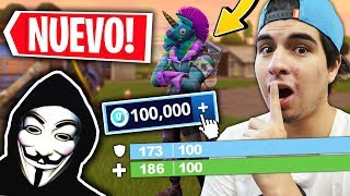 I HACKED THE ACCOUNT OF FORTNITE OF A CHILD WITHOUT FEELINGS 😂😂 - FORTNITE Battle Royale!