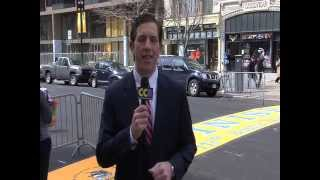 Peter Maxwell 2014 Boston Marathon Finish line PKG
