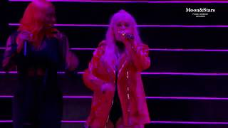 Christina Aguilera - The X Tour - Feel This Moment (Live at Locarno, Switzerland)