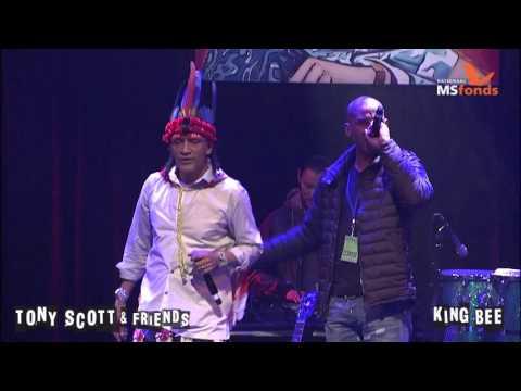 Tony Scott & Friends : King Bee - Back By Dope Demand