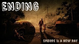 The Walking Dead - Episode 1 Ending - Gameplay Walkthrough - Part 10 (Xbox 360/PS3/PC) [HD]