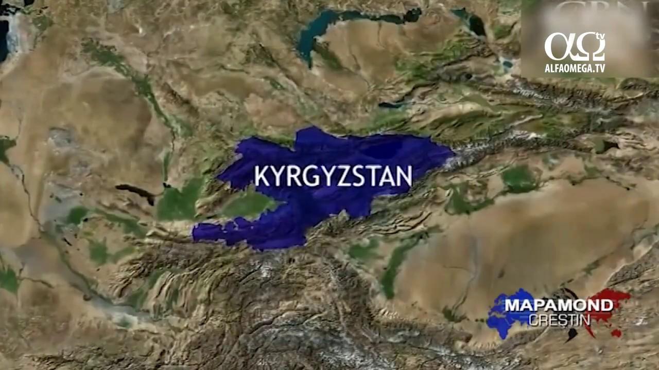 Crestinii din Asia Centrala nu se tem sa raspandeasca Evanghelia