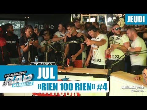 Youtube: Planète Rap – Jul«RIEN100RIEN» #Jeudi