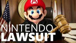 Nintendo SUES ROM sites for US$100 MILLION... but now what?