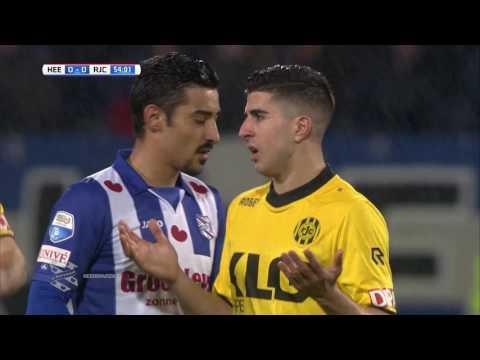 Samenvatting sc Heerenveen - Roda JC (2016/2017)