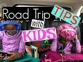 ROAD TRIP TIPS & HACKS WITH KIDS | THROUGH 4 STATES