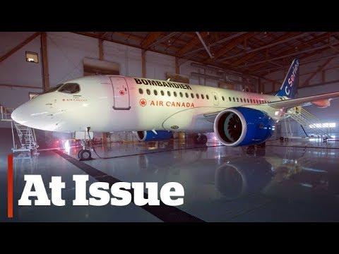 U.S. Bombardier tariff looms amid NAFTA talks | At Issue