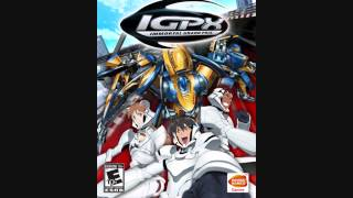 IGPX: Immortal Grand Prix (PS2) - Original Soundtrack