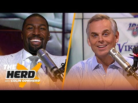 Dak played well enough to beat Vikings, talks Packers win vs Panthers  Jennings | NFL | THE HERD