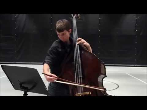 Micah Hausmann - Bass: The Young Persons Guide to the Orchestra