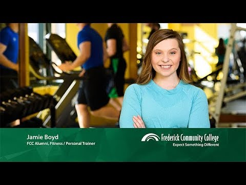 Fitness/Personal Training @ Frederick Community College