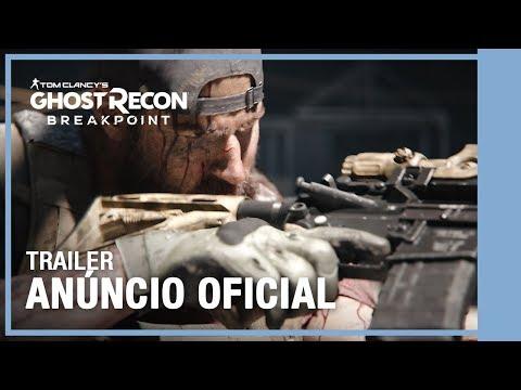 TRAILER DE ANÚNCIO - Ghost Recon Breakpoint